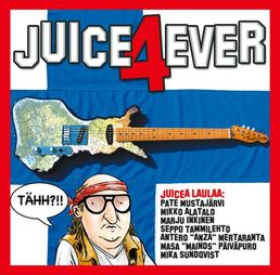 JUICE4EVER: JUICE TRIBUUTTI