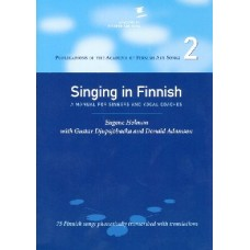 The Book Singing in Finnish